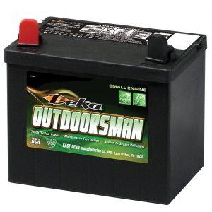 Outdoor power batteries