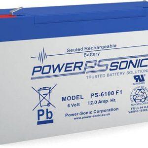 power sonic batteries